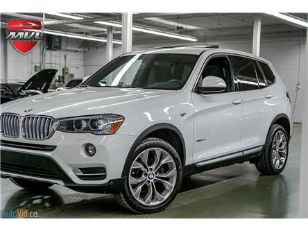 2016 BMW X3 xDrive28d (Stk: ) in Oakville - Image 1 of 29