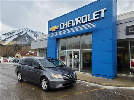 2011 Honda Odyssey Touring (Stk: 05520L) in Fernie - Image 1 of 13