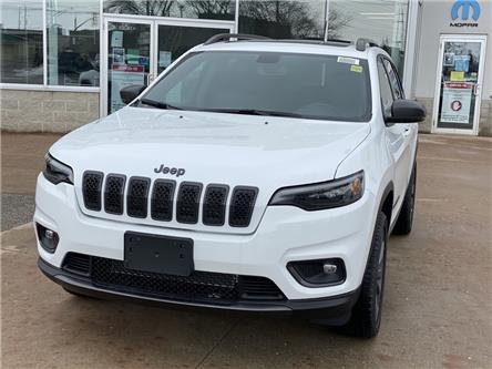 2021 Jeep Cherokee North (Stk: N04965) in Chatham - Image 1 of 17