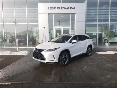 2021 Lexus RX 350L Base (Stk: L21223) in Calgary - Image 1 of 14