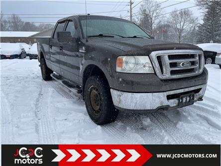 2008 Ford F-150 XLT (Stk: ) in Cobourg - Image 1 of 15