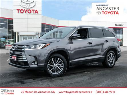 2019 Toyota Highlander  (Stk: 4124) in Ancaster - Image 1 of 28