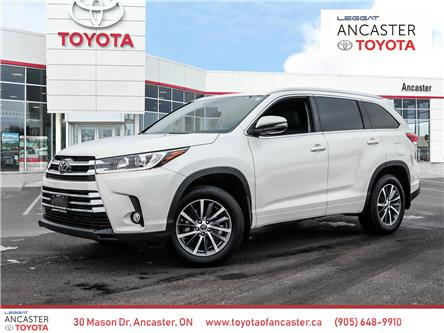 2017 Toyota Highlander  (Stk: 4126) in Ancaster - Image 1 of 29
