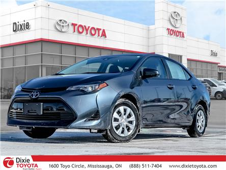 2019 Toyota Corolla  (Stk: D201491A) in Mississauga - Image 1 of 26