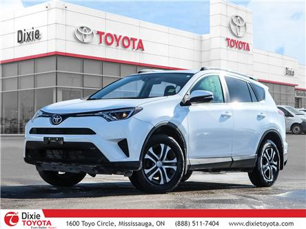 2017 Toyota RAV4 LE (Stk: D210575A) in Mississauga - Image 1 of 27