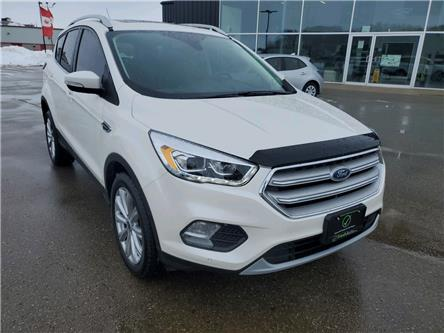 2018 Ford Escape Titanium (Stk: 5905 Ingersoll) in Ingersoll - Image 1 of 30