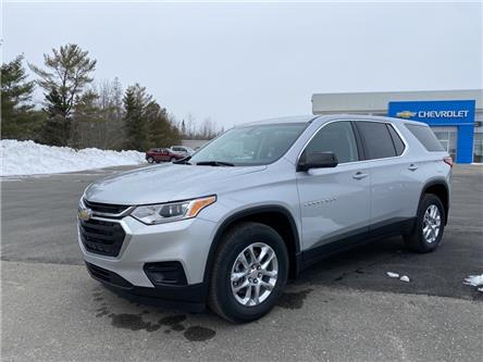 2021 Chevrolet Traverse LS (Stk: 21063) in St. Stephen - Image 1 of 9