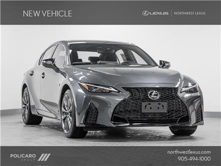 2021 Lexus IS 350 Base (Stk: 19134) in Brampton - Image 1 of 30