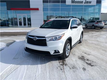 2015 Toyota Highlander  (Stk: 7922) in Moose Jaw - Image 1 of 34