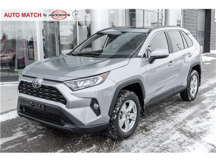 2020 Toyota RAV4 XLE (Stk: U3788B) in Barrie - Image 1 of 3
