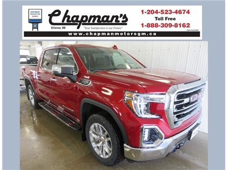 2021 GMC Sierra 1500 SLT (Stk: 21-077) in KILLARNEY - Image 1 of 37