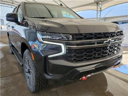 2021 Chevrolet Tahoe Z71 (Stk: 189087) in AIRDRIE - Image 1 of 34