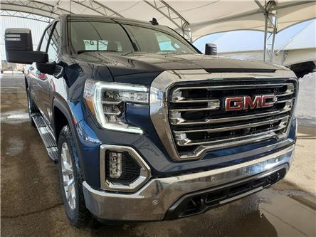 2021 GMC Sierra 1500 SLT (Stk: 189072) in AIRDRIE - Image 1 of 32