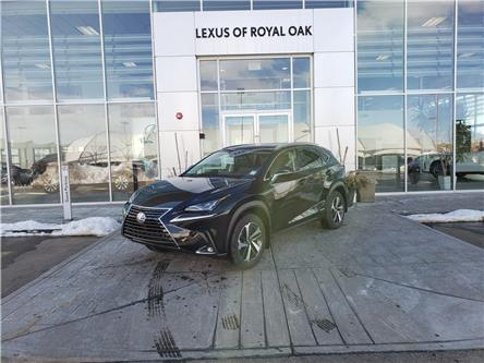 2021 Lexus NX 300h Base (Stk: L21226) in Calgary - Image 1 of 13