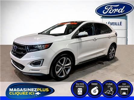 2016 Ford Edge Sport (Stk: W1602A) in Saint-Jérôme - Image 1 of 20