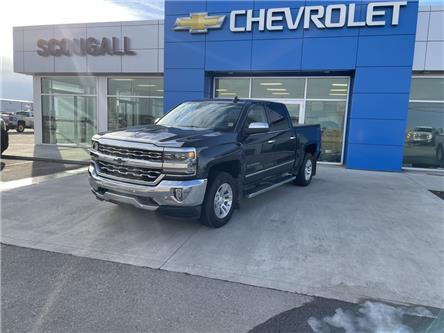 2018 Chevrolet Silverado 1500 1LZ (Stk: 225198) in Fort MacLeod - Image 1 of 14
