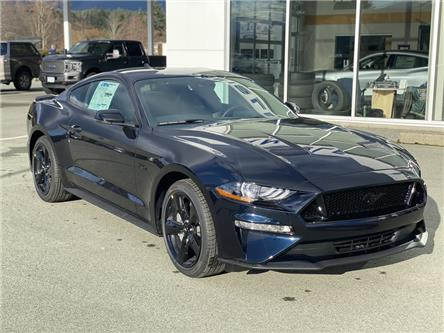 2021 Ford Mustang GT Premium (Stk: 21030) in Port Alberni - Image 1 of 9