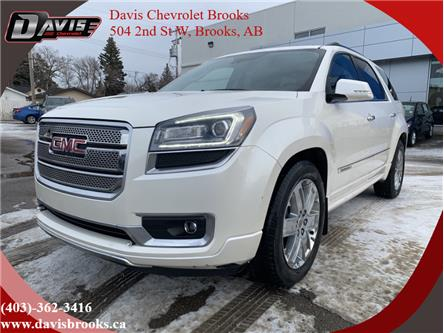 2015 GMC Acadia Denali (Stk: 147821) in Brooks - Image 1 of 24