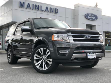 2017 Ford Expedition Platinum (Stk: P3787) in Vancouver - Image 1 of 27