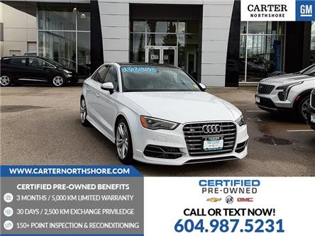 2015 Audi A3  (Stk: 1R11901) in North Vancouver - Image 1 of 29