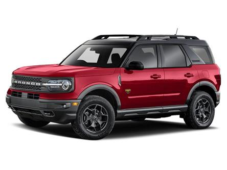 2021 Ford Bronco Sport Big Bend (Stk: O20495) in Port Alberni - Image 1 of 2