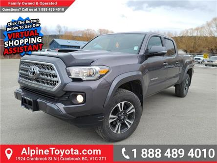 2017 Toyota Tacoma TRD Sport (Stk: X017229M) in Cranbrook - Image 1 of 24