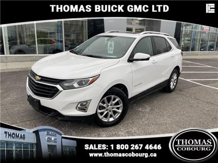 2018 Chevrolet Equinox 1LT (Stk: UT96972) in Cobourg - Image 1 of 22