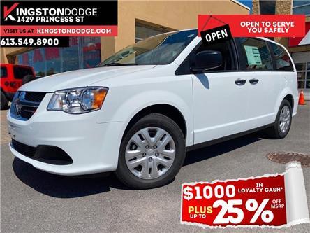 2020 Dodge Grand Caravan SE (Stk: 20T084) in Kingston - Image 1 of 22