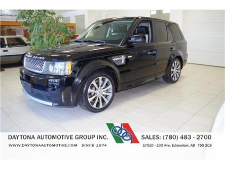 2011 Land Rover Range Rover Sport Supercharged (Stk: 4018) in Edmonton - Image 1 of 27