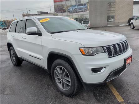 2020 Jeep Grand Cherokee Limited (Stk: 21024C) in Windsor - Image 1 of 14
