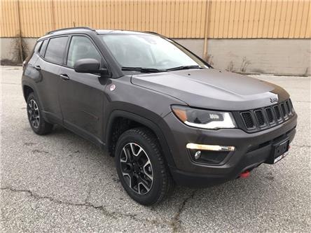 2021 Jeep Compass Trailhawk (Stk: 210178) in Windsor - Image 1 of 14