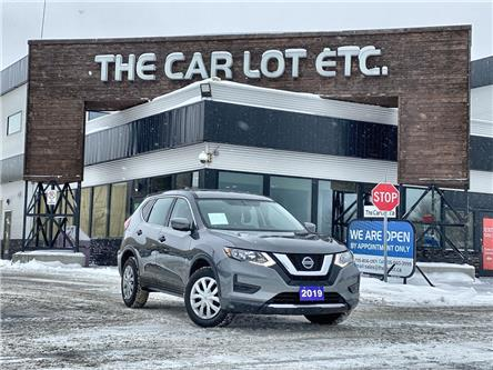 2019 Nissan Rogue S (Stk: 21030) in Sudbury - Image 1 of 24