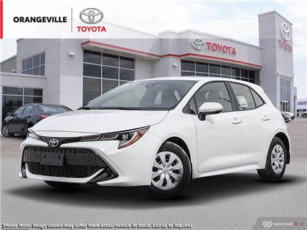 2021 Toyota Corolla Hatchback Base (Stk: 21224) in Orangeville - Image 1 of 23