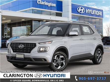2021 Hyundai Venue Trend (Stk: 21022) in Clarington - Image 1 of 24
