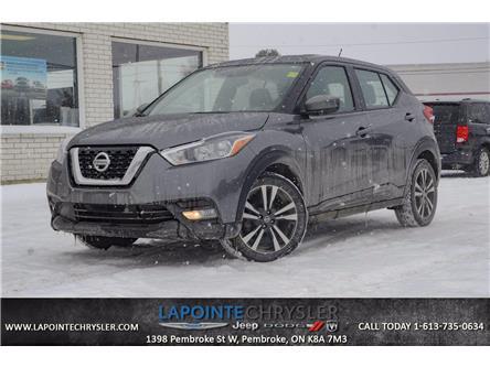2018 Nissan Kicks  (Stk: 20210A) in Pembroke - Image 1 of 12