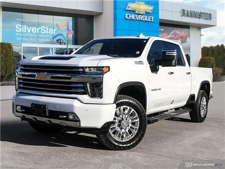 2020 Chevrolet Silverado 3500HD High Country (Stk: P21298) in Vernon - Image 1 of 26