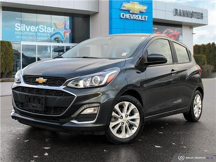 2019 Chevrolet Spark 1LT Manual (Stk: 19876A) in Vernon - Image 1 of 26