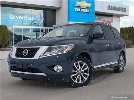 2014 Nissan Pathfinder SL (Stk: 21179B) in Vernon - Image 1 of 26