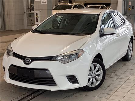 2015 Toyota Corolla LE (Stk: 22021A) in Kingston - Image 1 of 24