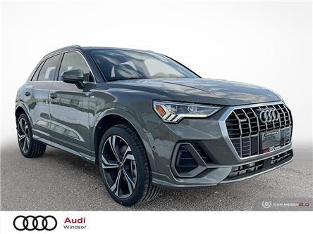 2021 Audi Q3 45 Technik (Stk: 21088) in Windsor - Image 1 of 30