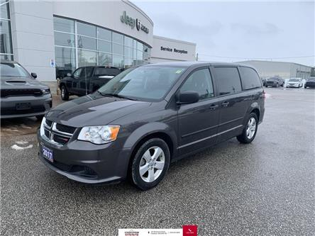 2017 Dodge Grand Caravan CVP/SXT (Stk: U04663A) in Chatham - Image 1 of 21