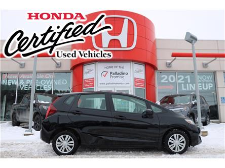 2017 Honda Fit LX (Stk: U9830B) in Sudbury - Image 1 of 33