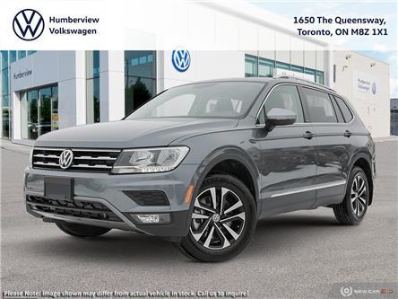 2021 Volkswagen Tiguan United (Stk: 98281) in Toronto - Image 1 of 23