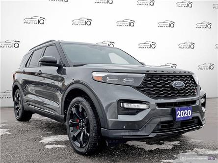 2020 Ford Explorer ST (Stk: S1025A) in St. Thomas - Image 1 of 29