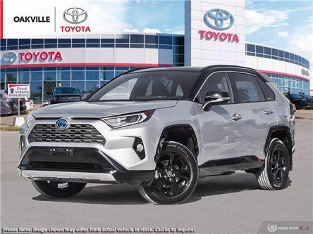 2021 Toyota RAV4 Hybrid XLE (Stk: 21289) in Oakville - Image 1 of 23