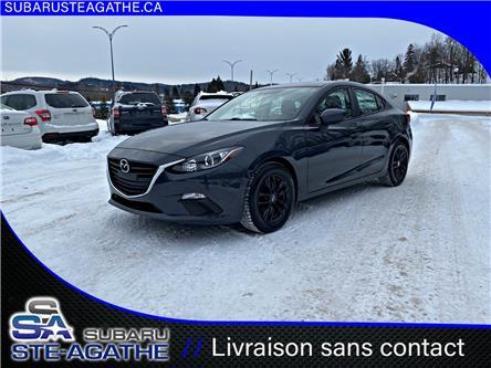 2014 Mazda Mazda3 GX-SKY (Stk: 20-0299A) in Sainte-Agathe-des-Monts - Image 1 of 19