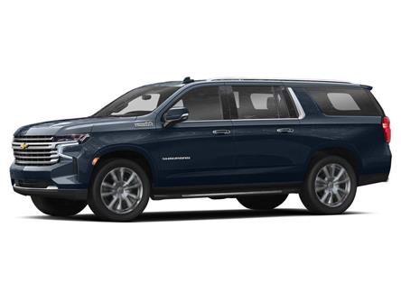 2021 Chevrolet Suburban LT (Stk: 21349) in Haliburton - Image 1 of 2
