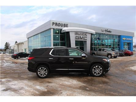 2018 Chevrolet Traverse Premier (Stk: 6821-20A) in Sault Ste. Marie - Image 1 of 13