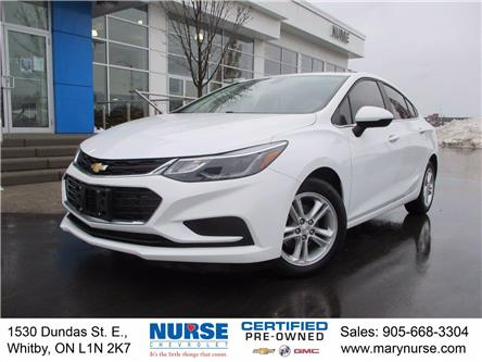 2018 Chevrolet Cruze LT Auto (Stk: 10X483) in Whitby - Image 1 of 26