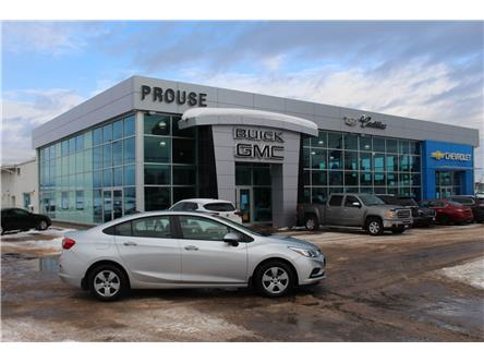 2018 Chevrolet Cruze LS Auto (Stk: 11550) in Sault Ste. Marie - Image 1 of 13